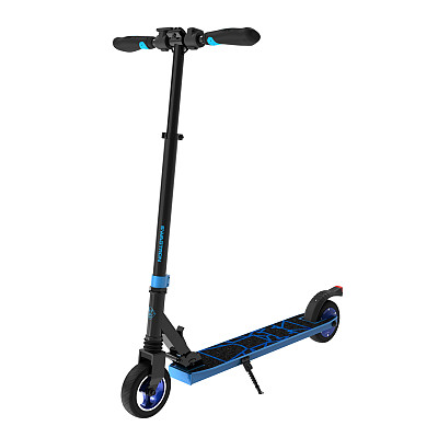 Swagger 8 Fold Scooter Blue