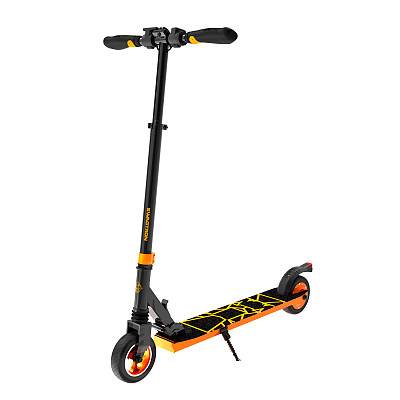 Swagger 8 Fold Scooter Orange