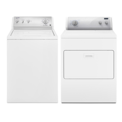 Crosley Top Load Laundry Pair