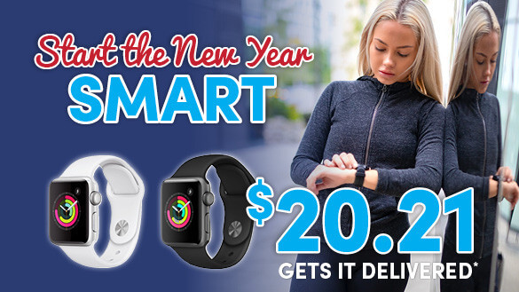 Smart Watches Are Here!